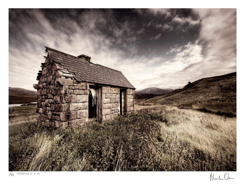 Abandoned No.16 | Ed 35 | Martin Osner