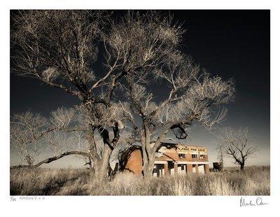 Abandoned No.18  | Ed 35 | Martin Osner