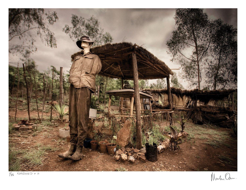 Abandoned No.19 | Ed 35 | Martin Osner