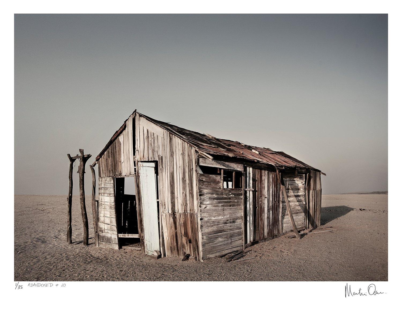 Abandoned No.20 | Ed 35 | Martin Osner
