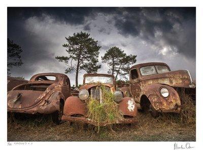 Abandoned No.21 | Ed 35 | Martin Osner