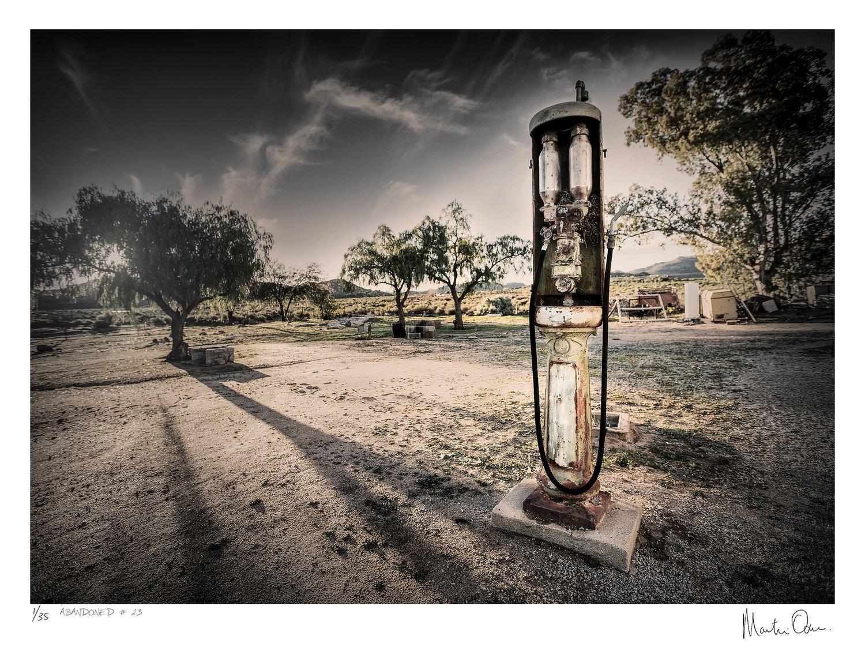 Abandoned No.23 | Ed 35 | Martin Osner