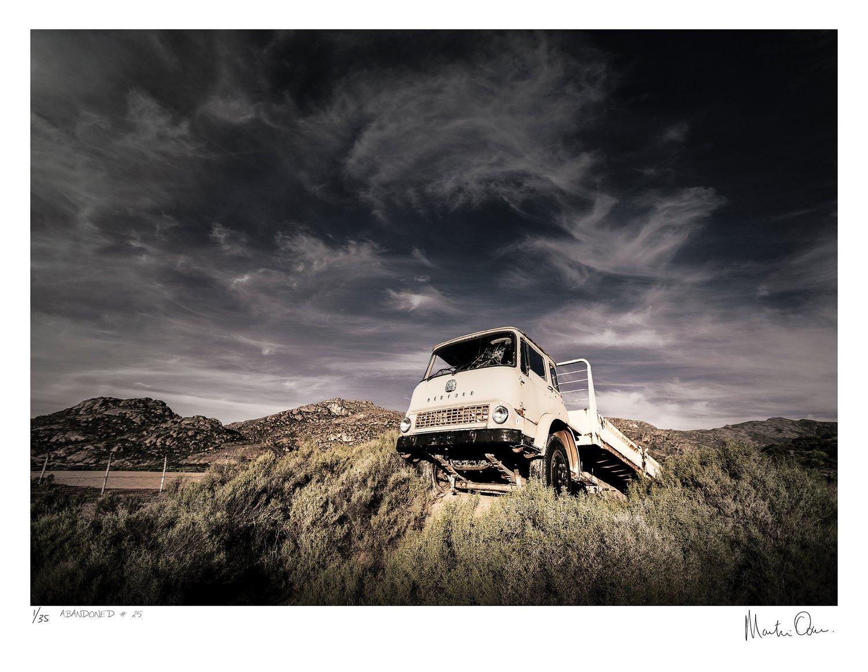 Abandoned No.25 | Ed 35 | Martin Osner