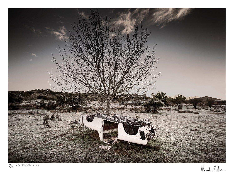 Abandoned No.26 | Ed 35 | Martin Osner