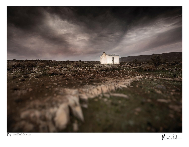 Abandoned No.28 | Ed 35 | Martin Osner