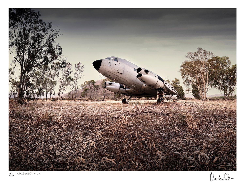 Abandoned No.29 | Ed 35 | Martin Osner