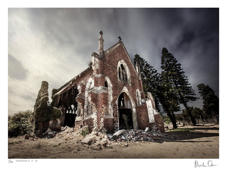 Abandoned No.30 | Ed 35 | Martin Osner