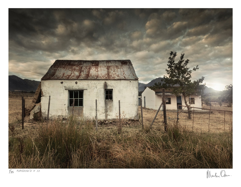 Abandoned No.33 | Ed 35 | Martin Osner