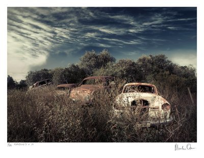 Abandoned No.34 | Ed 35 | Martin Osner