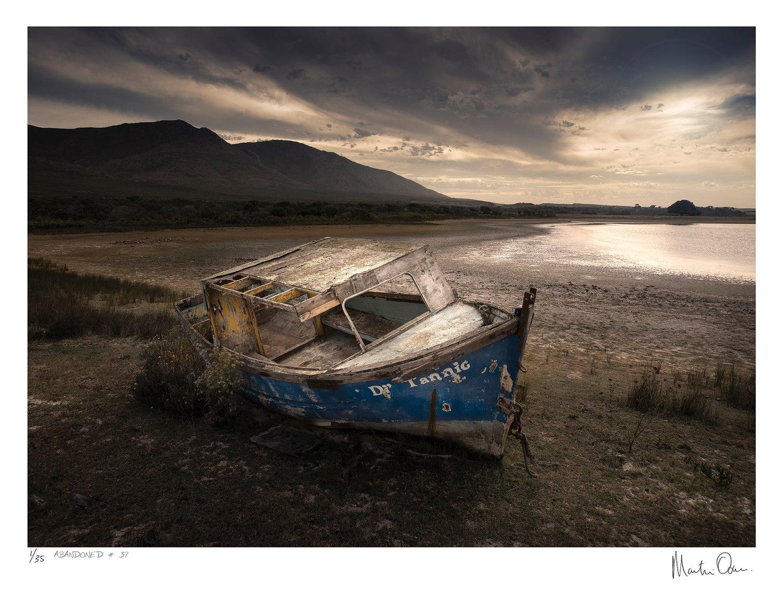 Abandoned No.37 | Ed 35 | Martin Osner