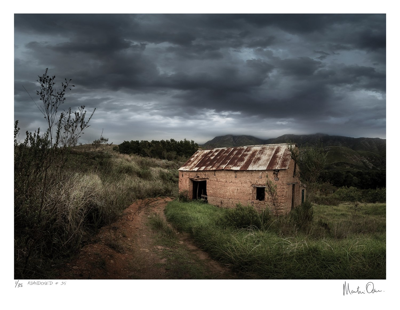 Abandoned No.35 | Ed 35 | Martin Osner
