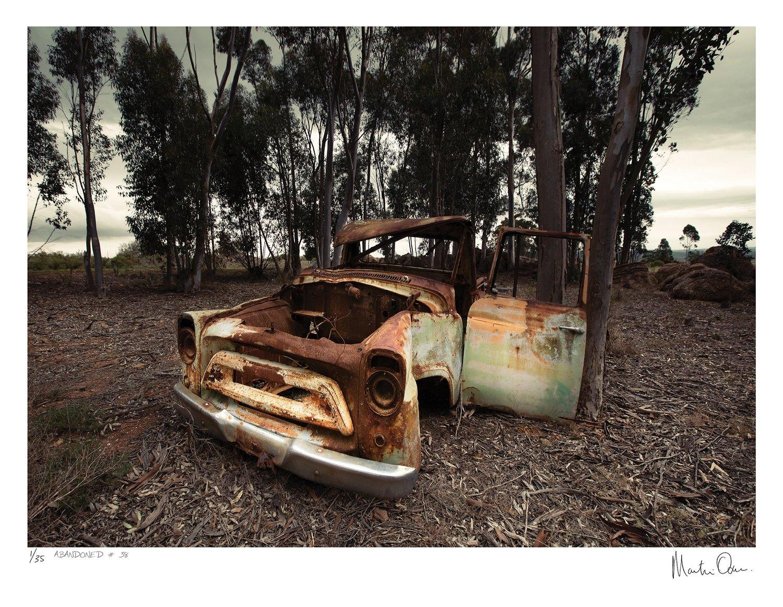 Abandoned No.38   Ed 35   Martin Osner