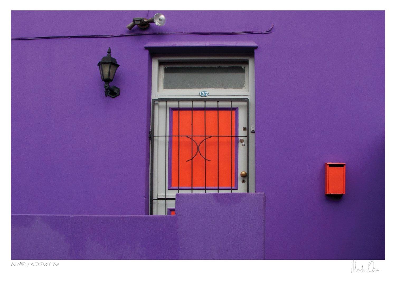 Bo Kaap | Post Box | Martin Osner