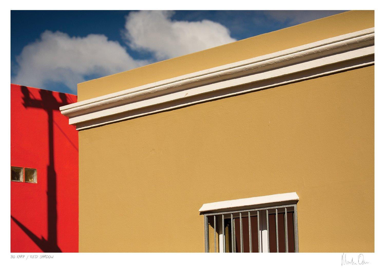 Bo Kaap | Red Shadow | Martin Osner