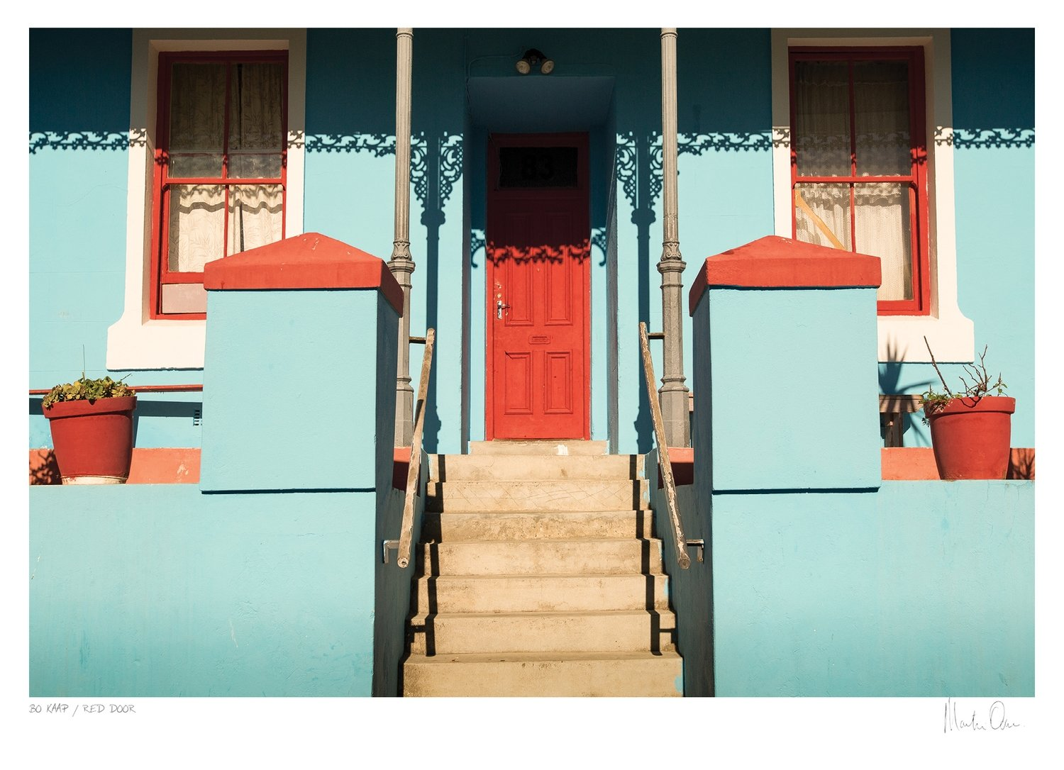 Bo Kaap | Red Door | Martin Osner