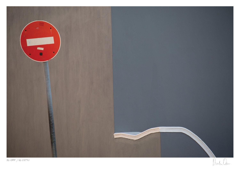 Bo Kaap | No Entry | Martin Osner