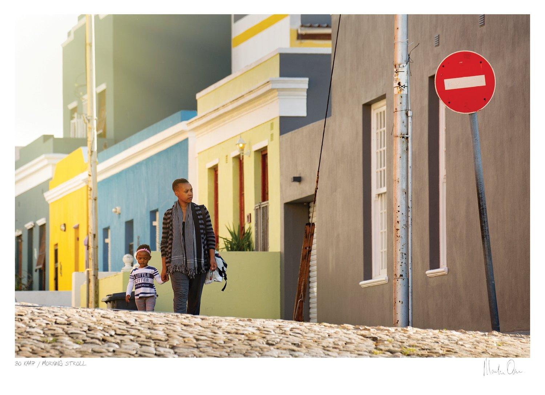 Bo Kaap | Morning Stroll | Martin Osner