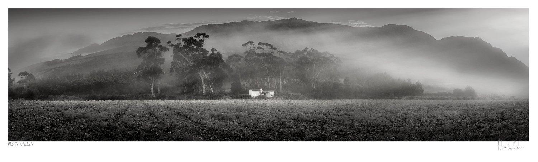 Misty Valley | Martin Osner