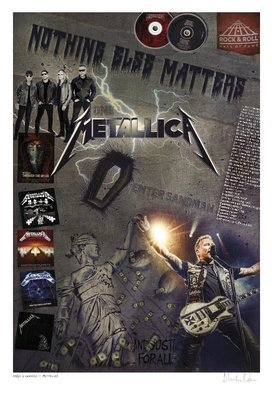 Kings & Queens - Metallica | Martin Osner