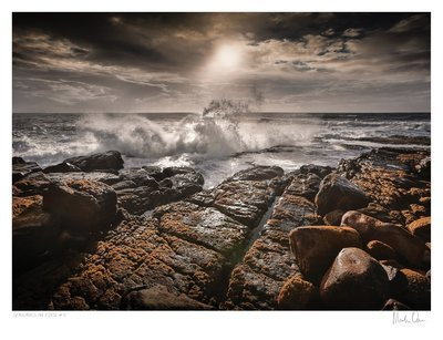 Seascape on Eden No.5 | Martin Osner