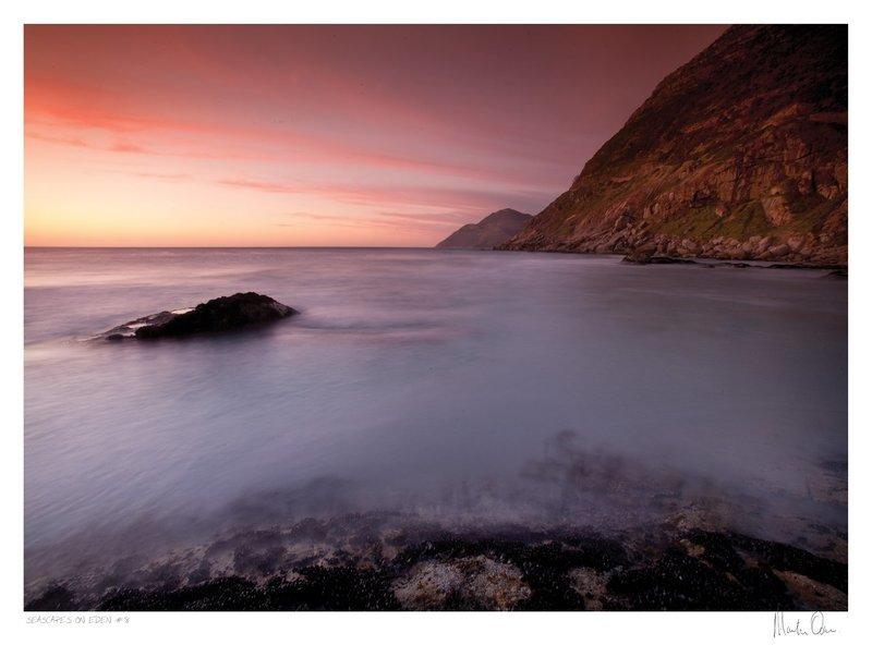 Seascape on Eden No.8 | Martin Osner