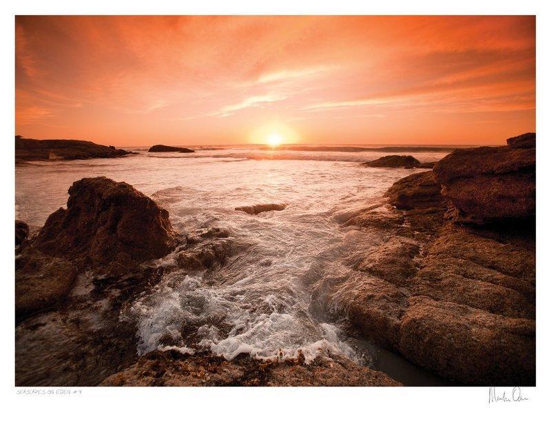 Seascape on Eden No.9 | Martin Osner