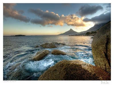 Seascape on Eden No.7 | Martin Osner
