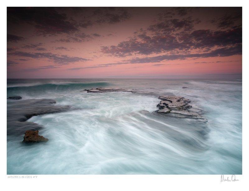 Seascape on Eden No.4 | Martin Osner