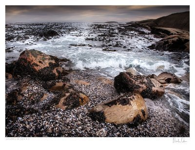 Seascape on Eden No.3 | Martin Osner