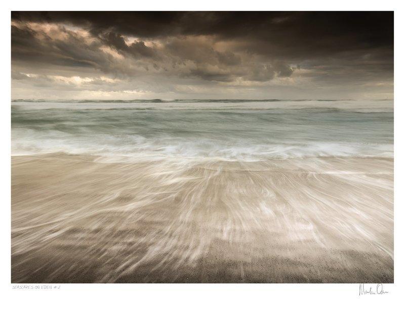 Seascape on Eden No.2 | Martin Osner