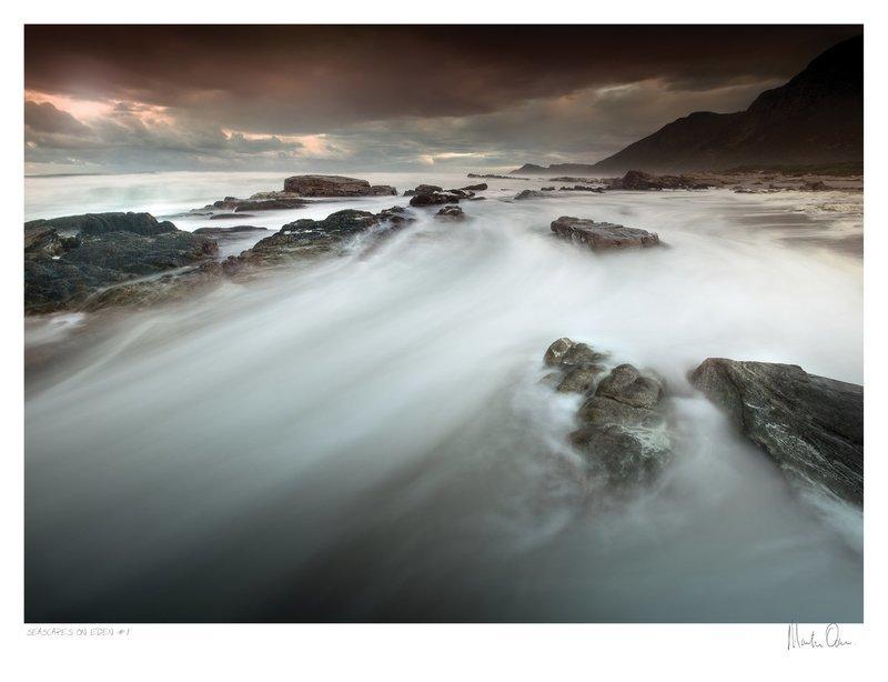 Seascape on Eden No.1 | Martin Osner