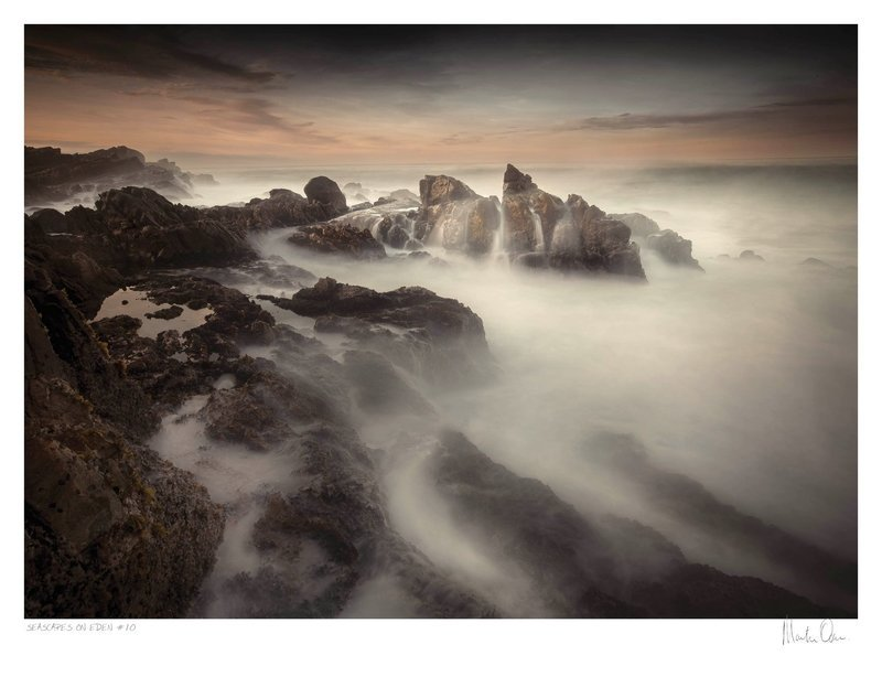 Seascape on Eden No.10 | Martin Osner