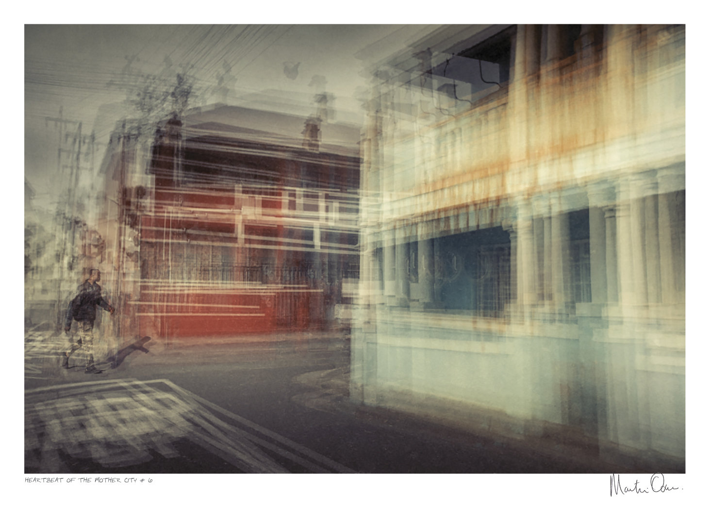 Heartbeat of the Mother City No.6 | Martin Osner