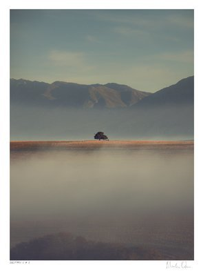 Solitary Vertical Collection No.1   Martin Osner