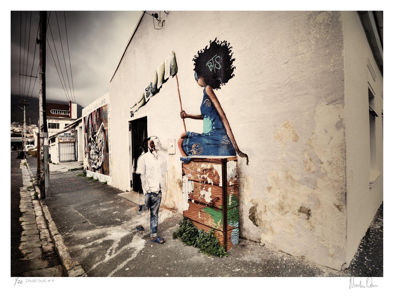 Downtown No.4 | Ed 20 | Martin Osner