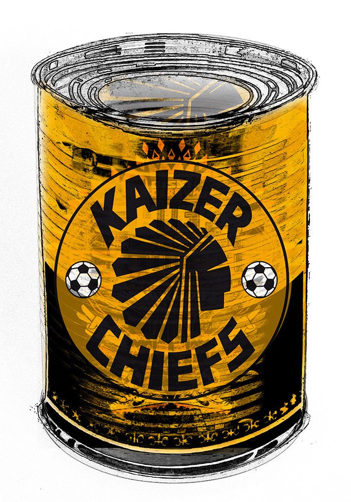 SA in a Can - Kaizer Chiefs