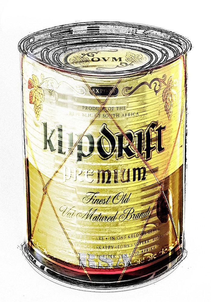 SA in a Can - Klipdrift