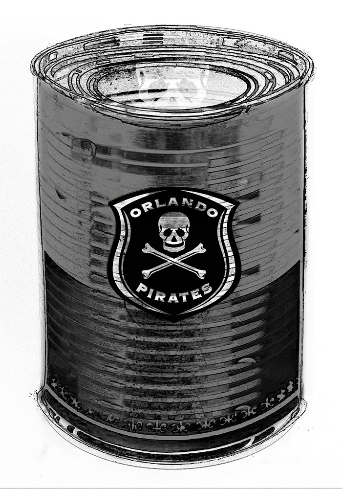 SA in a Can - Orlando Pirates