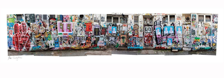 Painted Street - Fantasma | Sandy Mclea | Ltd Ed (10)