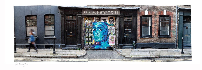 Painted Street - 33A | Sandy Mclea | Ltd Ed (10)