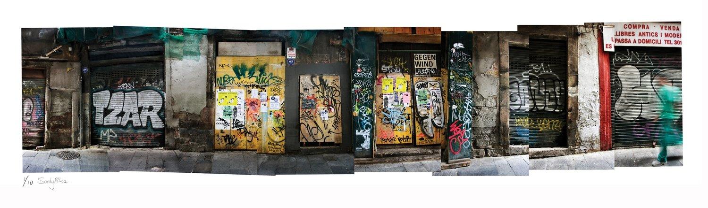 Painted Street | Sandy Mclea | Ltd Ed (10)