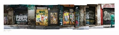 Painted Street   Sandy Mclea   Ltd Ed (10)