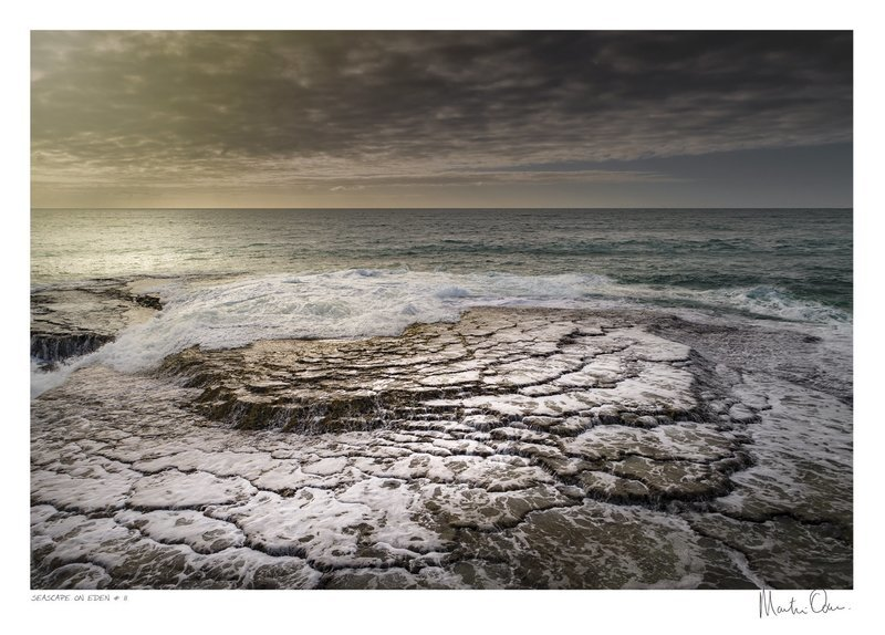 Seascape on Eden No.11 | Martin Osner
