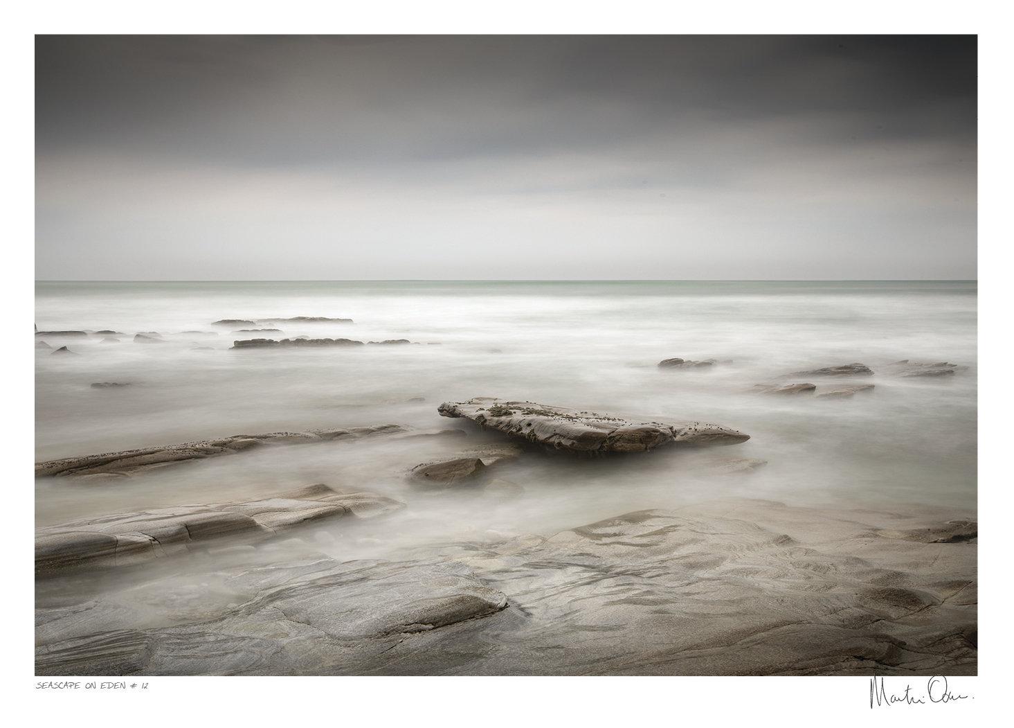 Seascape on Eden No.12   Martin Osner