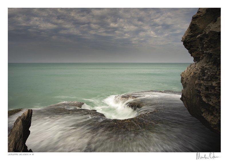 Seascape on Eden No.15 | Martin Osner