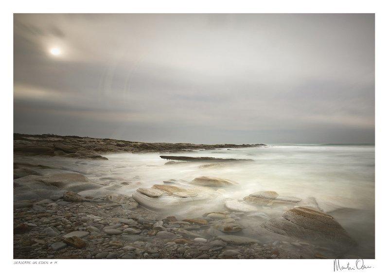 Seascape on Eden No.14 | Martin Osner