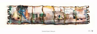 Painted Street - Retouch | Sandy Mclea | Ltd Ed (10)