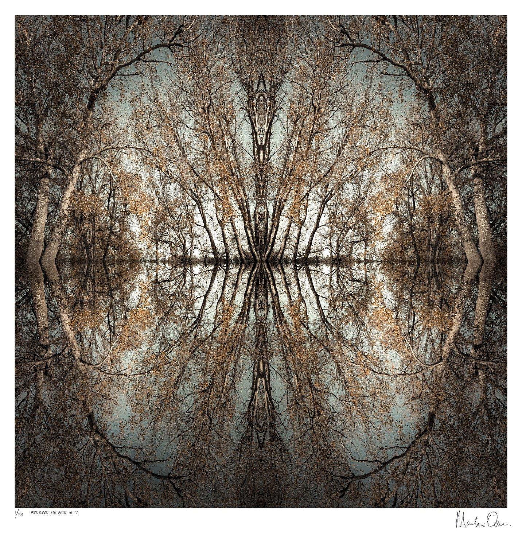 Mirror Island No.7 | Edition 50 | Martin Osner