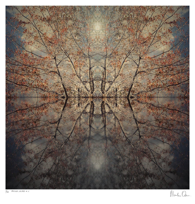 Mirror Island No.2 | Edition 50 | Martin Osner