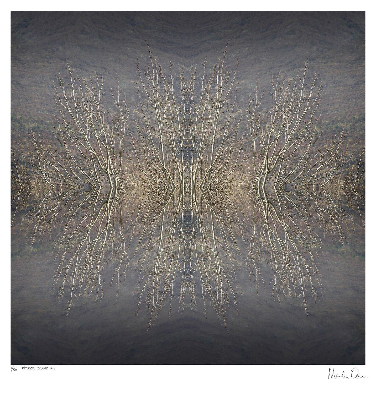 Mirror Island No.1 | Edition 50 | Martin Osner